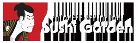SUSHI GARDEN JAPANESE RESTAURANT Logo